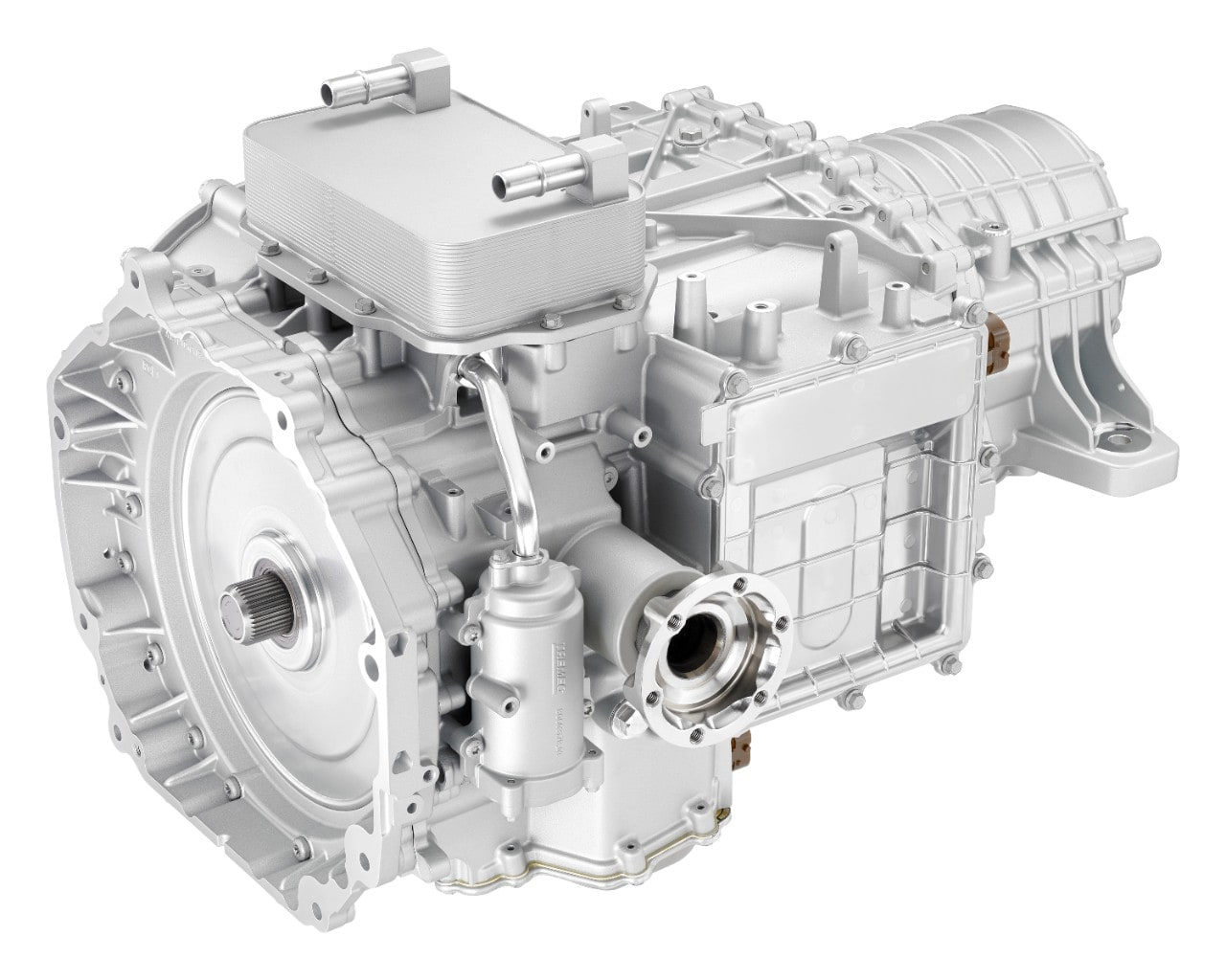 corvette c8 getriebe