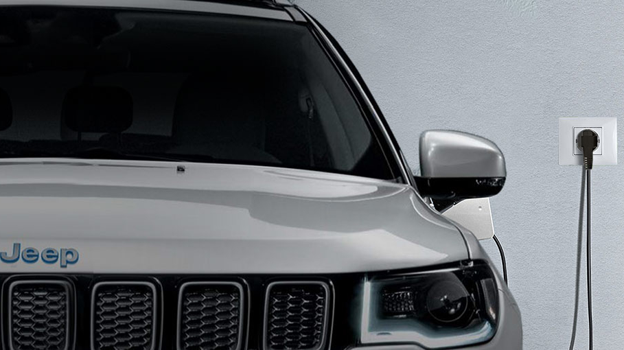 Jeep® Compass 4xe Plug-In Hybrid