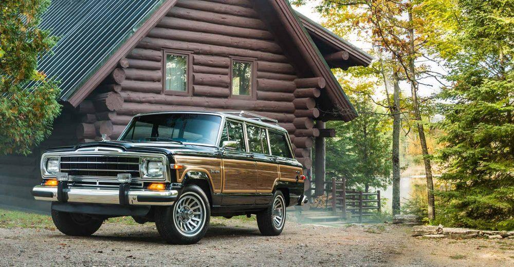 Jeep Wagoneer alt